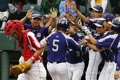 S. Korea Defeats Japan to Reach Final of Little League World Series