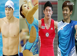 Park Tae-hwan Most Expected Korean to Win Gold