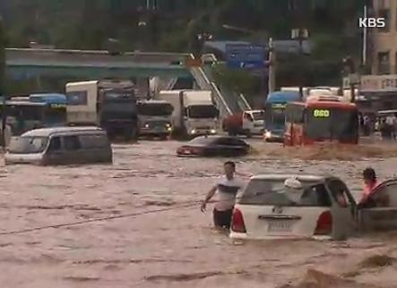 Las lluvias monzónicas dejan dos muertos y cuatro desaparecidos