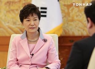 Park Geun Hye a favor de celebrar reunión de Exteriores con Corea del Norte
