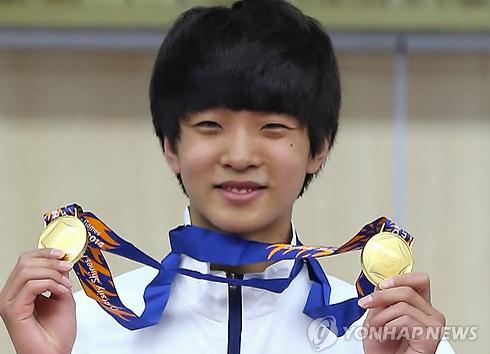 Südkorea gewinnt zwei weitere Goldmedaillen im Schießen