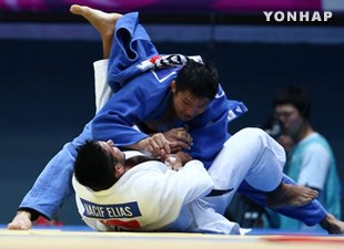 South Korean Judokas Win 3 Gold Medals at Incheon Asian Games
