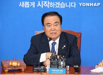 Moon Hee-sang berupaya susun UU khusus feri Sewol yang diakui keluarga korban