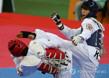 Asienspiele: Weitere Goldmedaillen in Taekwondo, Ringkampf, Hockey, Handball und Softball-Tennis