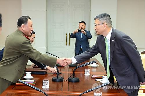 Администрация президента РК: межкорейские переговоры состоятся по плану