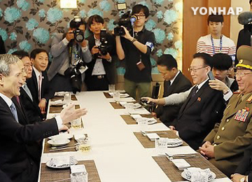 N. Korea Urges S. Korea to Take Steps to Prevent Military Clashes