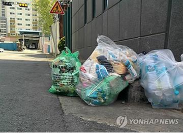 Во время праздника Чхусок вводятся ограничения на выброс мусора