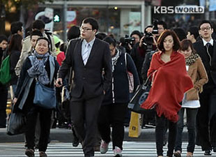 서울서 올가을 들어 첫 서리·첫 얼음…최저기온 3.2도