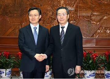 S. Korea, China Won't Tolerate N. Korea's Nuke Development