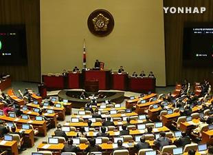 韩国国会31日起对政府进行政治领域质询