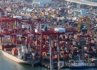 Ekspor Korea Selatan $51,8 miliar di Oktober, naik 2,5% tahunan