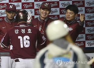 Nexen Heroes Beat LG to Move Onto Korean Series