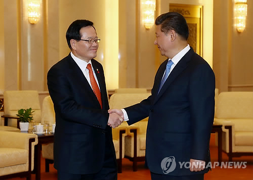 Xi Says Will Play Constructive Role in Denuclearizing Korean Peninsula