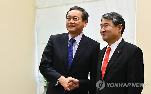 S. Korea-Japan Vice Foreign Ministers Meeting Held in Seoul