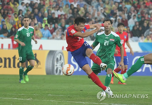 S. Korea Defeats Iraq 2-0, Advances to AFC Asian Cup Finals