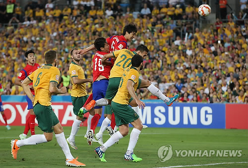 S. Korea Loses Heartbreaker to Australia at Asian Cup Final