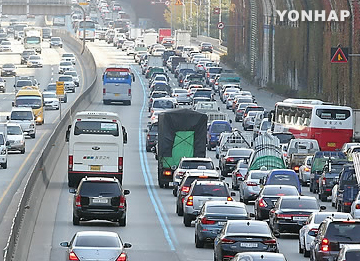 No. of Registered Cars in S. Korea Tops 22Mln