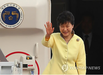 Park Stresses Economic Ties with Middle East