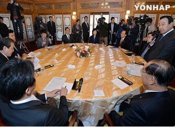Pertemuan pemerintah, parpol, dan Cheongwadae pertama diadakan