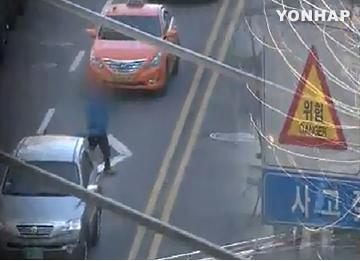 ソウルで交通事故の死亡者299人 1970年以来最低