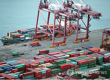 S. Korean Exports to Emerging Countries Fall 6.2%