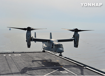 한미 해군·해병대, 대규모 연합훈련 돌입