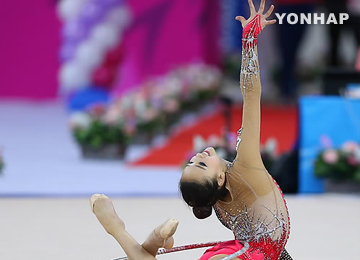 Son Yeon-jae Finishes 4th at Lisbon World Cup