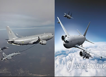 S. Korea Likely to Select Winner for Aerial Tanker Project Tuesday