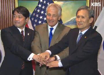 韓国の主権尊重して日米防衛協力改定 韓米日3か国が協議
