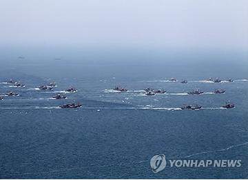 Corea del Norte despliega un nuevo buque de alta velocidad en el Mar Amarillo