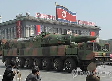 """미국 """"북한 핵탄두 소형화 단계 진입하지 않아"""""""