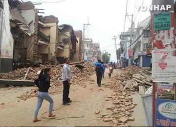 Deaths in Nepal Top 3,700