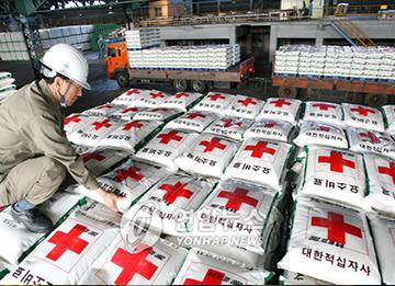 정부, 5년만에 민간단체 대북 비료지원 승인