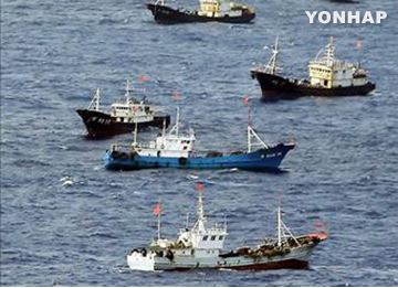 Seoul, Beijing to Crackdown on Illegal Chinese Fishers