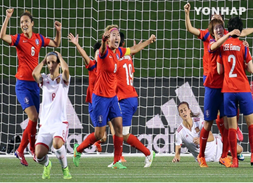 Gov't Reviewing Joint Bid with N. Korea for 2023 Women's World Cup