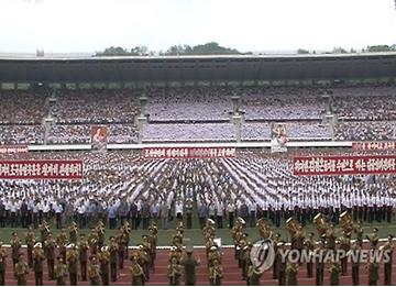 """북한, 6·25 '반미투쟁' 선동···""""핵 억제력 강화"""""""