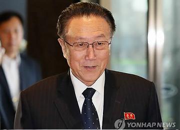 N. Korean Delegate Kim Calls for Constructive Efforts for Unification