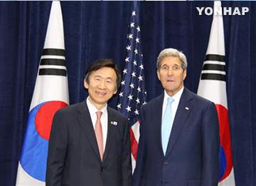 S. Korea, US Top Diplomats Reaffirm Global Partnership