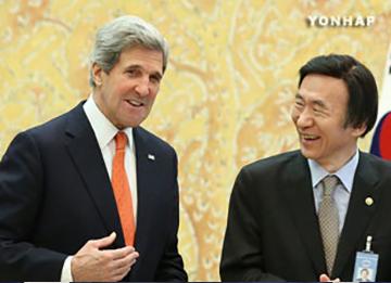 韩美外长举行会谈 -政治 新闻 新闻 World Radio图片 73563 360x261