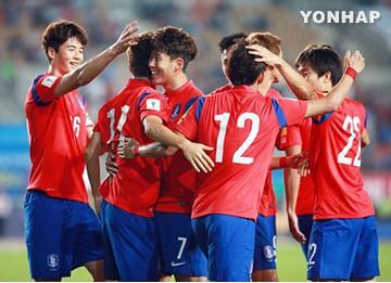 Corea del Sur derrota Laos 8 a 0 en la eliminaria para el Mundial de Rusia