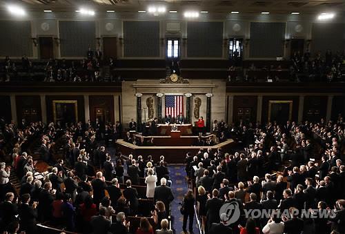 """미 상원 """"박 대통령 방미 환영…통일구상 지지"""""""