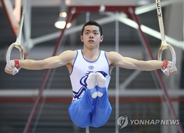 S. Korean Male Gymnastics Team Wins Ticket to Rio Olympics