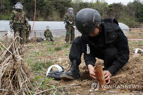 「対人地雷は韓半島でのみ使用」 米が再確認