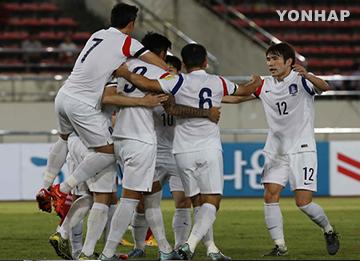 世预赛韩国与中国的比赛23日晚在长沙举行