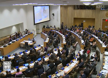 UN Committee Overwhelmingly Passes N. Korea Resolution