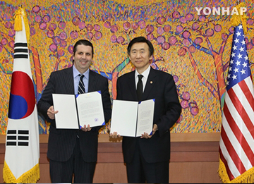 Lippert Commends New Seoul-Washington Nuclear Pact