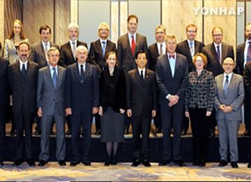 Bộ trưởng Quốc phòng Hàn Quốc thảo luận với quan chức ngoại giao EU tại Seoul về đối sách chống khủng bố