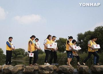 Общество Красного Креста РК ведет активную деятельность по всему миру