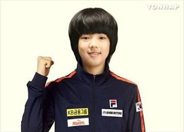 男子フィギュアの車俊煥 SPで自己ベストを記録
