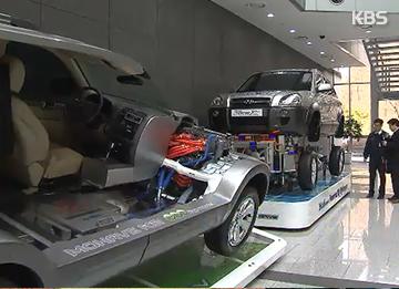 韩政府拟在2030年前完全改用电动汽车和氢燃料汽车作大巴和货车